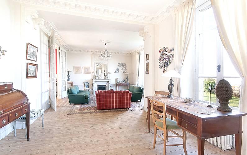 Garden Calvados Grandcamp-Maisy House -