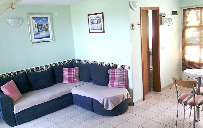 Bonito Zadar Nin Apartamento -
