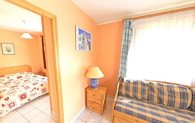 Apartamento Savoie Saint-Sorlin-D'Arves Apartamento -