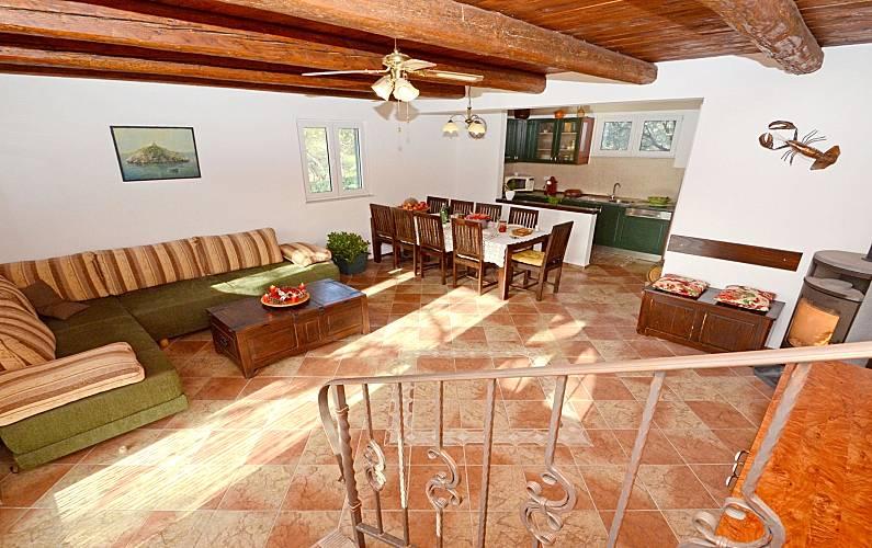 Espaciosa Dubrovnik-Neretva Smokvica villa -