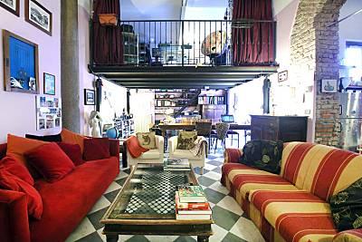 Casa para 7 pessoas com jardim privado Milão