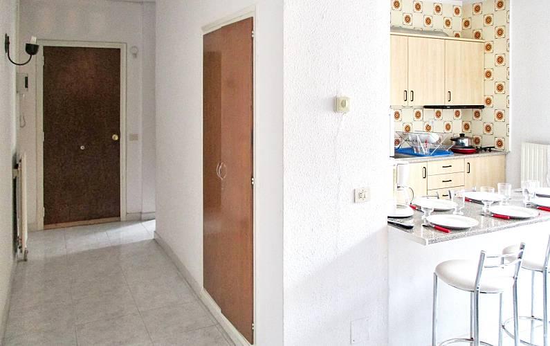 Clásico Canillo Apartamento -