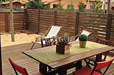 House for rent only 250 meters from the beach Girona