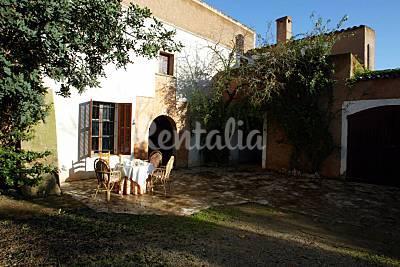 Alquiler vacaciones apartamentos y casas rurales en mallorca baleares - Alquiler casa andratx ...