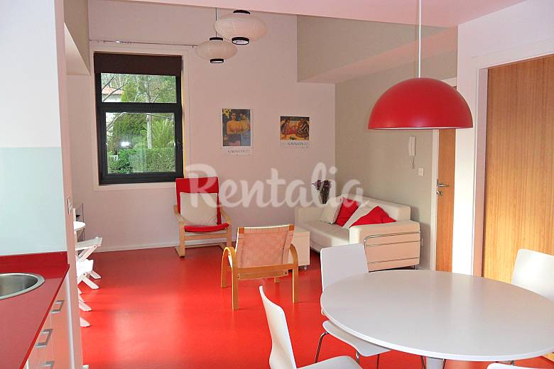Apartamento en alquiler en santiago de compostela centro santiago de compostela a coru a la - Alquiler pisos coruna ciudad ...
