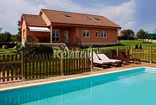 Maison pour 11-12 personnes à 3 km de la plage Asturies