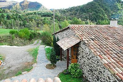 La cabanya de Can Planas  (4-8 personas)  Girona/Gerona