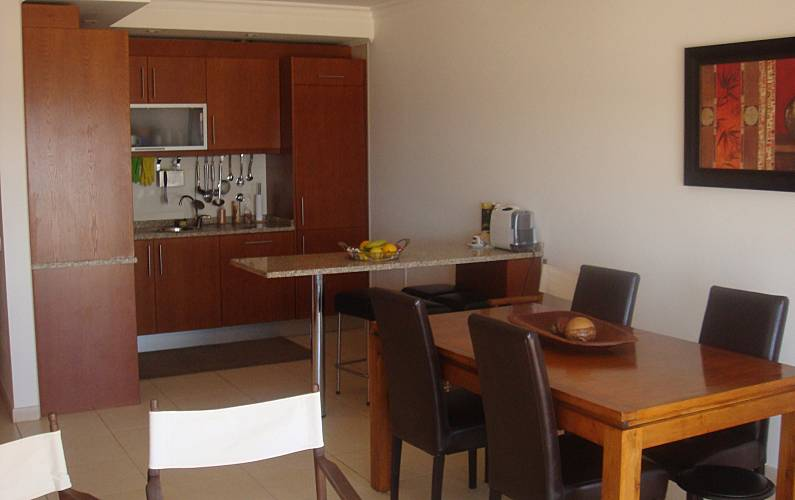 Apartment Dining-room Algarve-Faro Silves Apartment - Dining-room