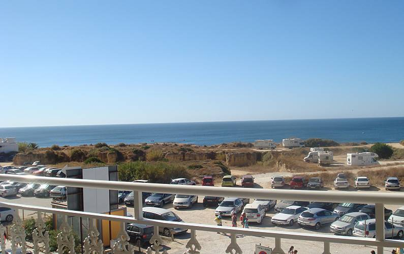 Apartment for rent only 30 meters from the beach Algarve-Faro - Views from the house
