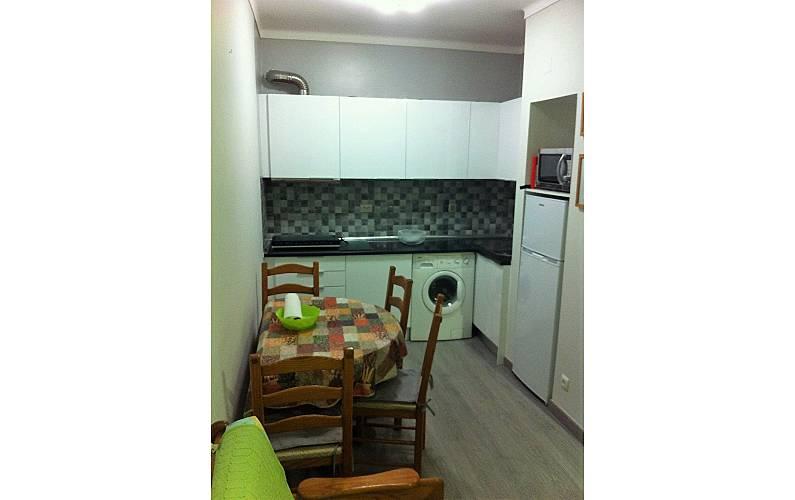 Apartment Kitchen Algarve-Faro Loulé Apartment - Kitchen
