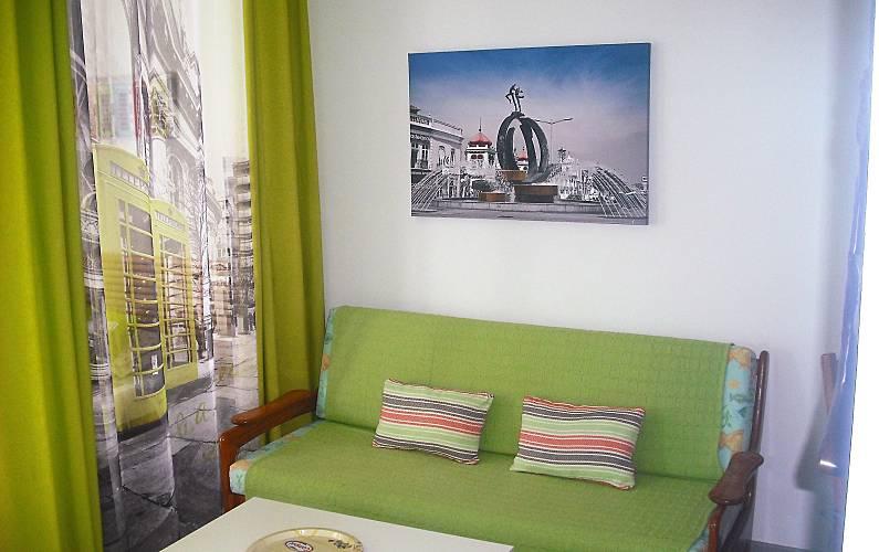 Apartment Living-room Algarve-Faro Loulé Apartment - Living-room
