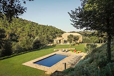 Lujosa villa de 7 habitaciones en Girona Girona/Gerona