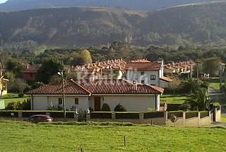 Villa de 3 chambres à 1200 m de la plage Asturies