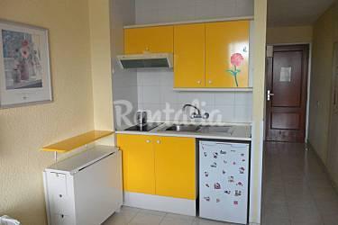 Apartment Kitchen Tenerife Adeje Apartment