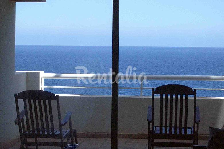 Apartamento frente al mar en cala llenya ibiza san carlos santa eulalia del r o ibiza - Apartamentos en santa eulalia ibiza ...