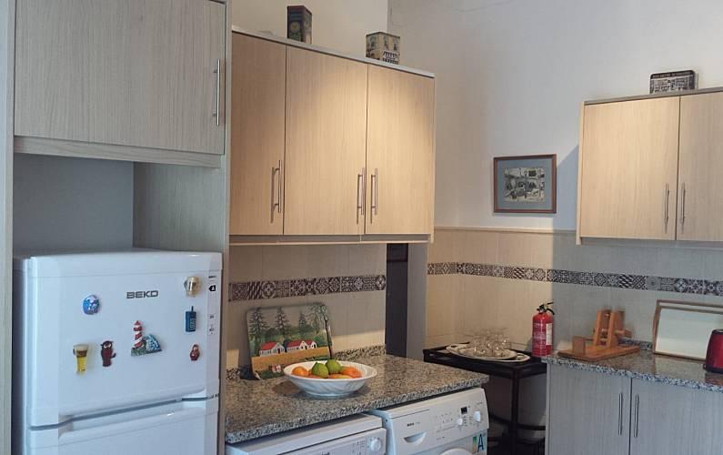Casa Cozinha Algarve-Faro Olhão casa - Cozinha