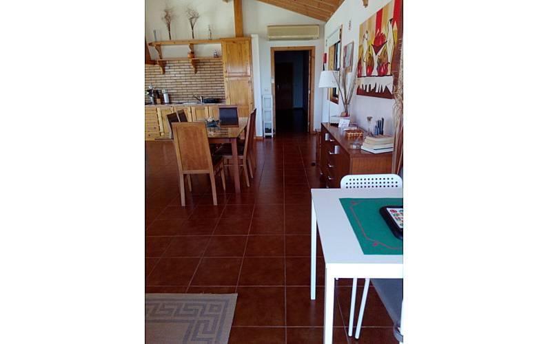 Villa Sala de Jantar Viana do Castelo Ponte de Lima Villa rural - Sala de Jantar
