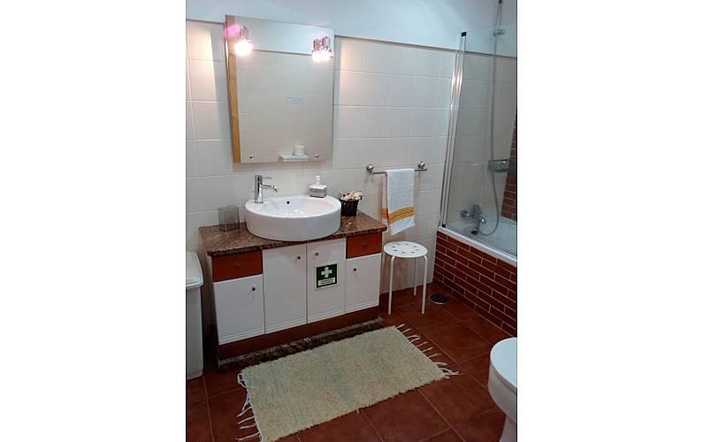 Villa Casa-de-banho Viana do Castelo Ponte de Lima Villa rural - Casa-de-banho