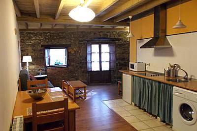 Apartamento en el centro de San Vicente de la Barquera Cantabria