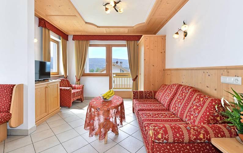 appartamento per 4 persone brunico - terento (bolzano) dolomiti