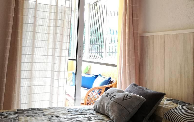 Villa Bedroom Valencia Chiva Countryside villa - Bedroom