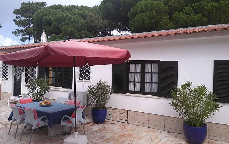 Casa Terraço Lisboa Sintra casa - Terraço