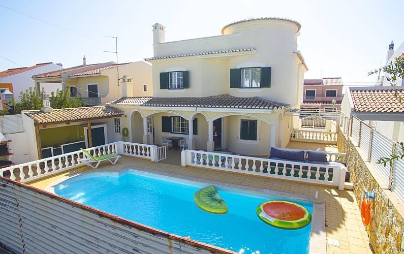 Casa relax - 5 quartos em lagos Algarve-Faro - Exterior da casa
