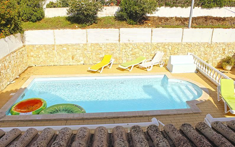 Casa Piscina Algarve-Faro Lagos vivenda - Piscina