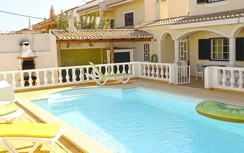 Very Terrace Algarve-Faro Lagos villa - Terrace