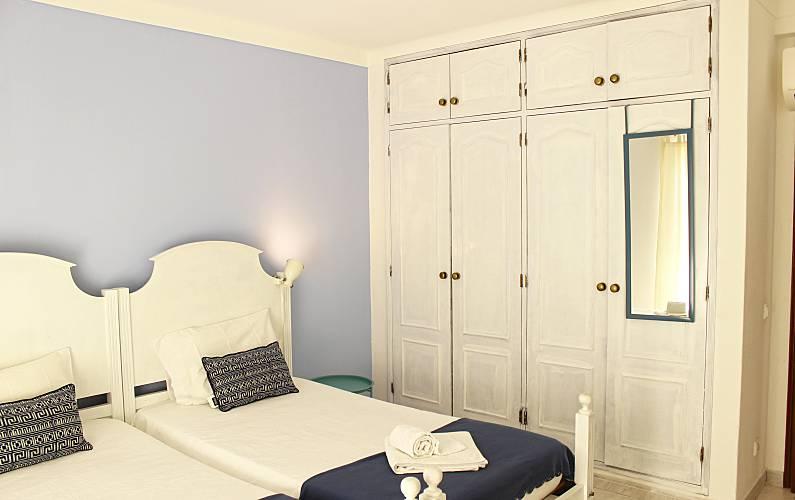 Very Bedroom Algarve-Faro Lagos villa - Bedroom