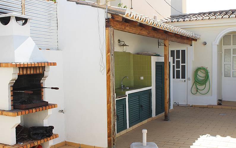 Casa Exterior da casa Algarve-Faro Lagos vivenda - Exterior da casa