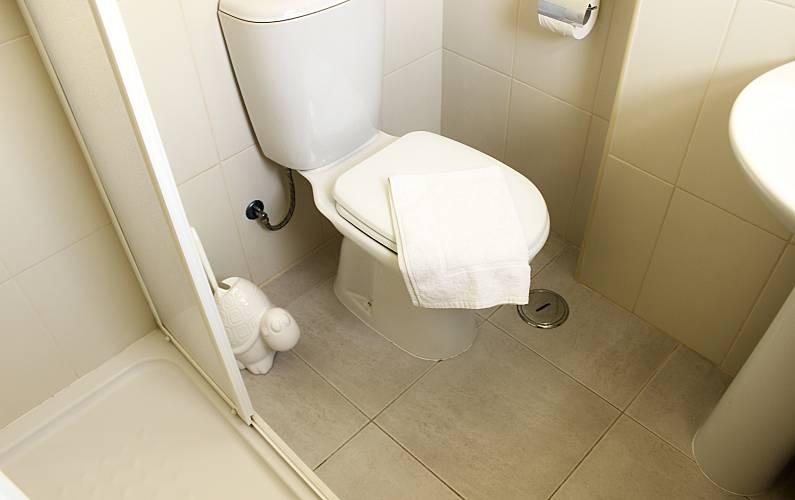 Very Bathroom Algarve-Faro Lagos villa - Bathroom