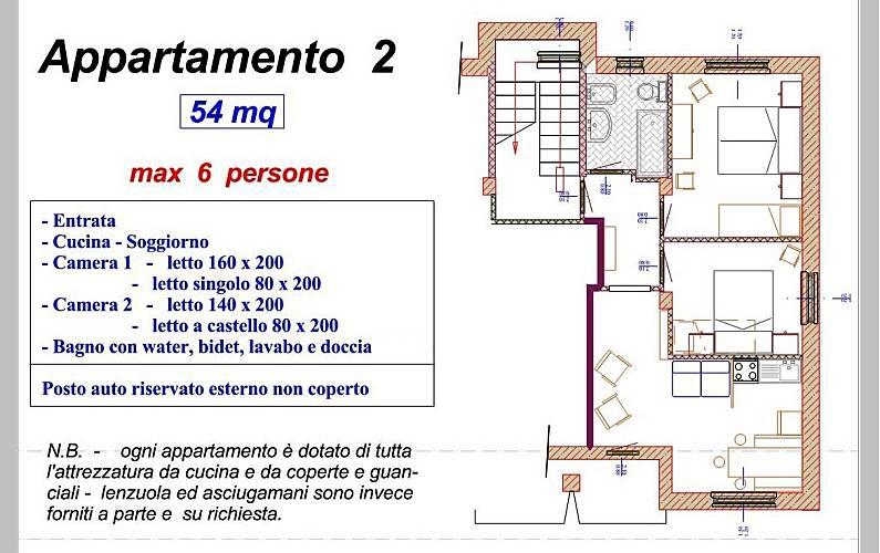 Apartamento Aosta Valtournenche Apartamento -