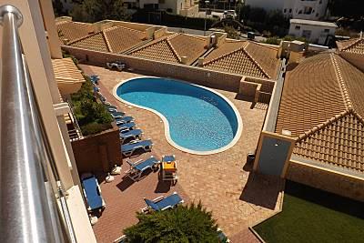 Apt vista mar, piscina, a 400 m da praia Algarve-Faro