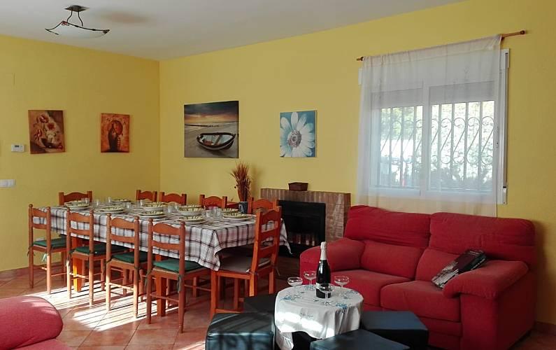 Villa Dining-room Valencia Chiva Countryside villa - Dining-room