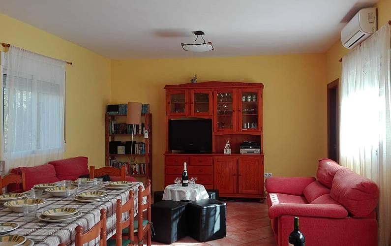 Villa Living-room Valencia Chiva Countryside villa - Living-room