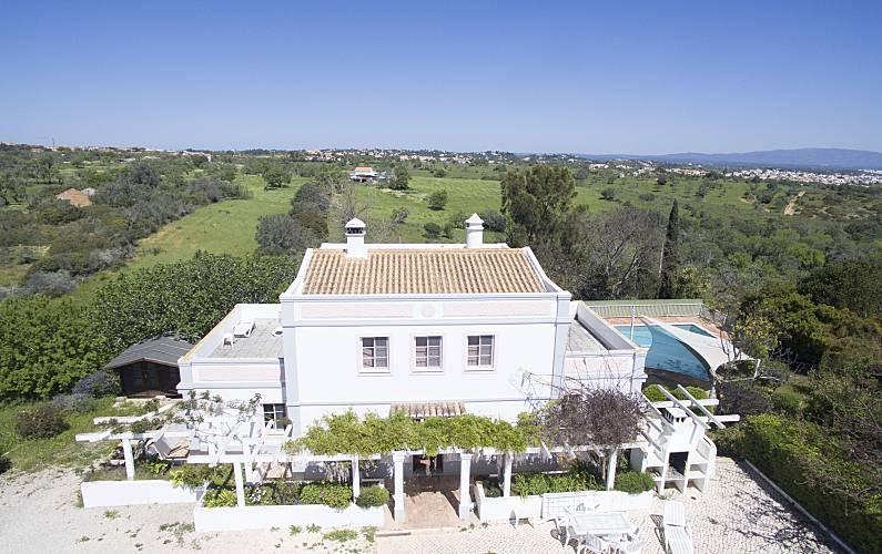 Traditional Portuguese Manor House Algarve-Faro - Outdoors