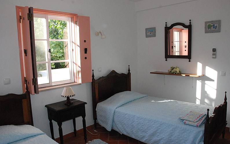 Traditional Bedroom Algarve-Faro Lagos villa - Bedroom