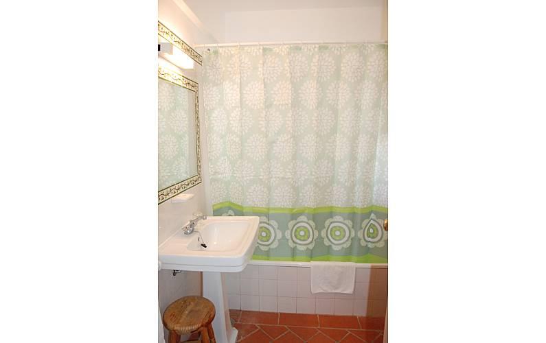 Traditional Bathroom Algarve-Faro Lagos villa - Bathroom