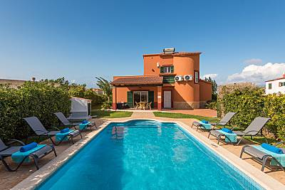 Villa Mare Nostrum,a 50 mts. playa, vistas al mar  Menorca