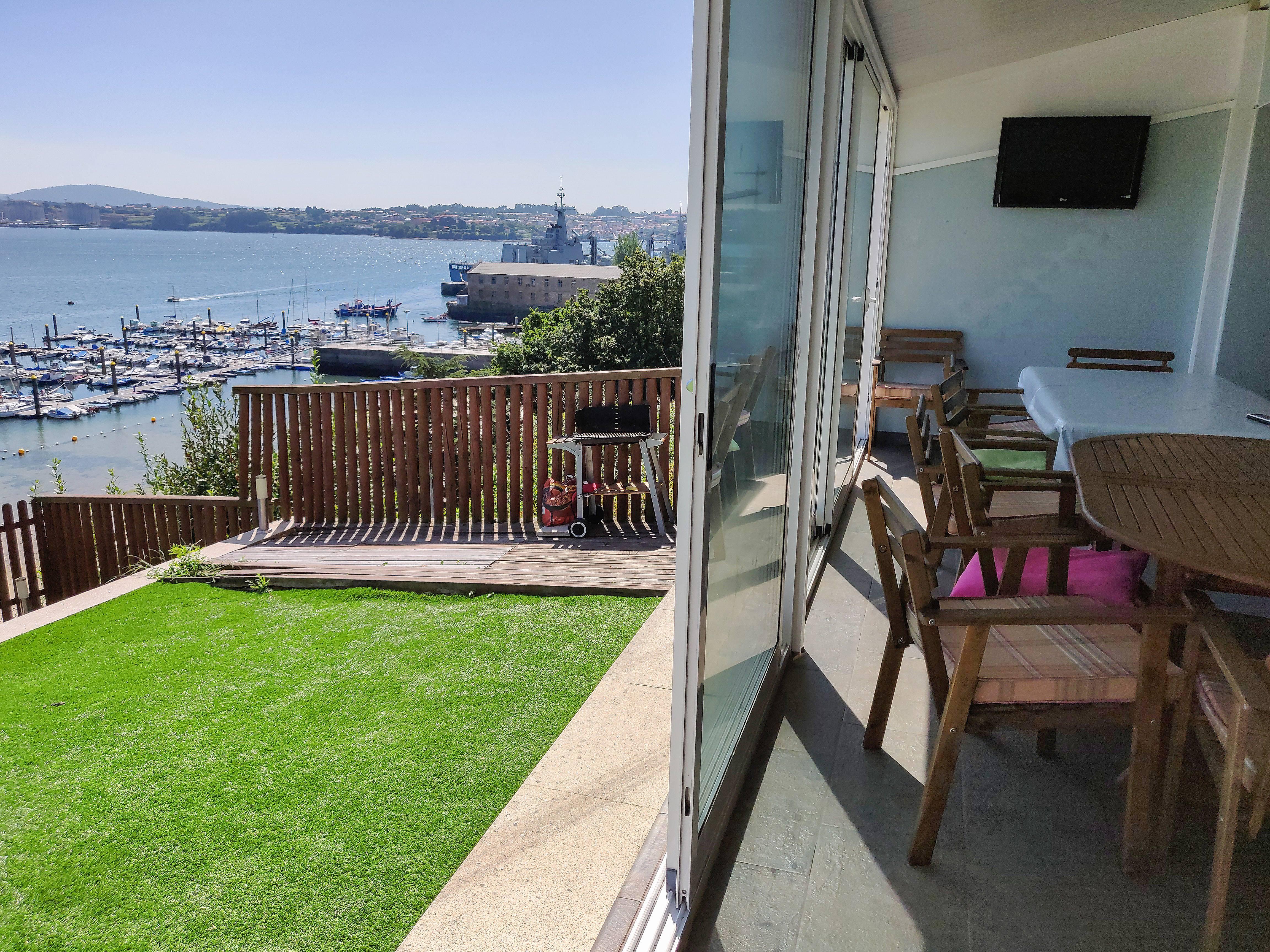 Alquiler Apartamentos Vacacionales En Ferrol A Coruna La Coruna Y