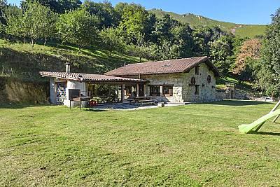 Casa en Picos de Europa para 5 personas Asturias