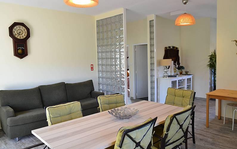 Bonita Sala de Jantar Viana do Castelo Paredes de Coura Villa rural - Sala de Jantar