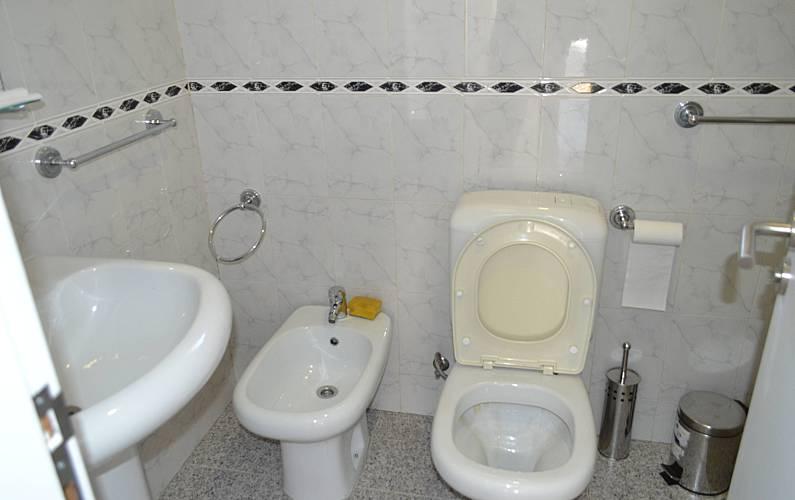 Bonita Casa-de-banho Viana do Castelo Paredes de Coura Villa rural - Casa-de-banho