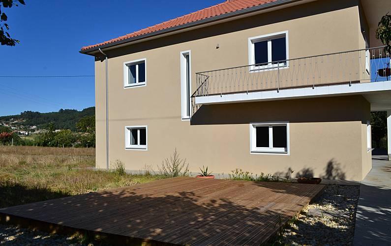Bonita Exterior da casa Viana do Castelo Paredes de Coura Villa rural - Exterior da casa