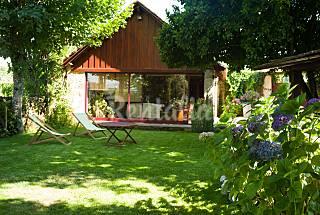 Villa de 3 habitaciones en entorno de montaña Viseu