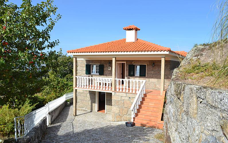 Casa de férias com vistas para a montanha Porto