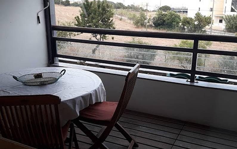 Nice apt with pool access & balcony Algarve-Faro -