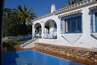 Villa with 3 bedrooms only 1500 meters from the beach Málaga