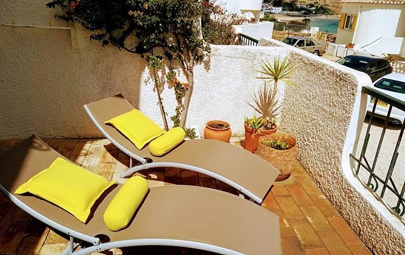 Apartment Terrace Algarve-Faro Lagos House - Terrace